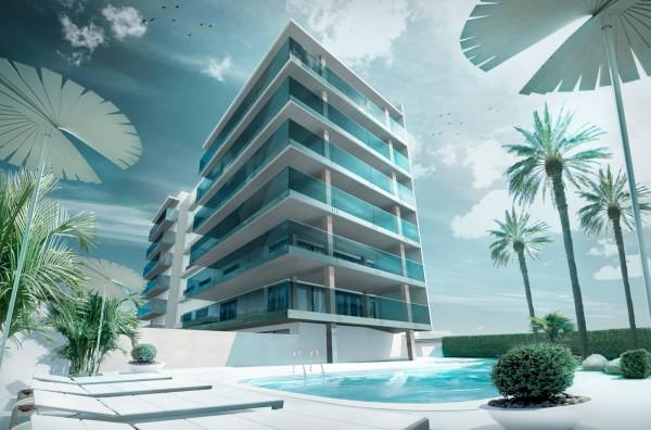 EDIFICIO ACUARIO / Luxury apartment