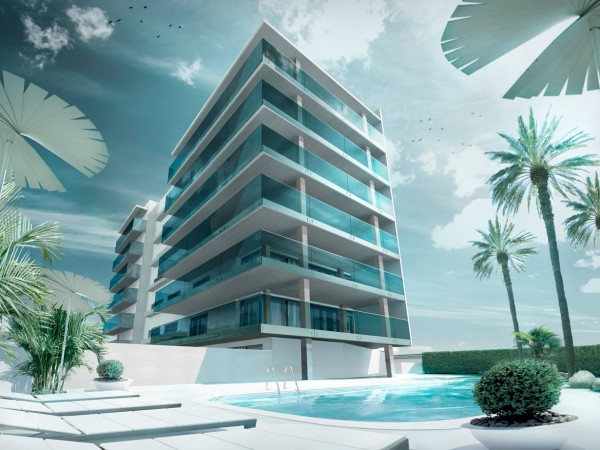 EDIFICIO ACUARIO / Luxury apartment