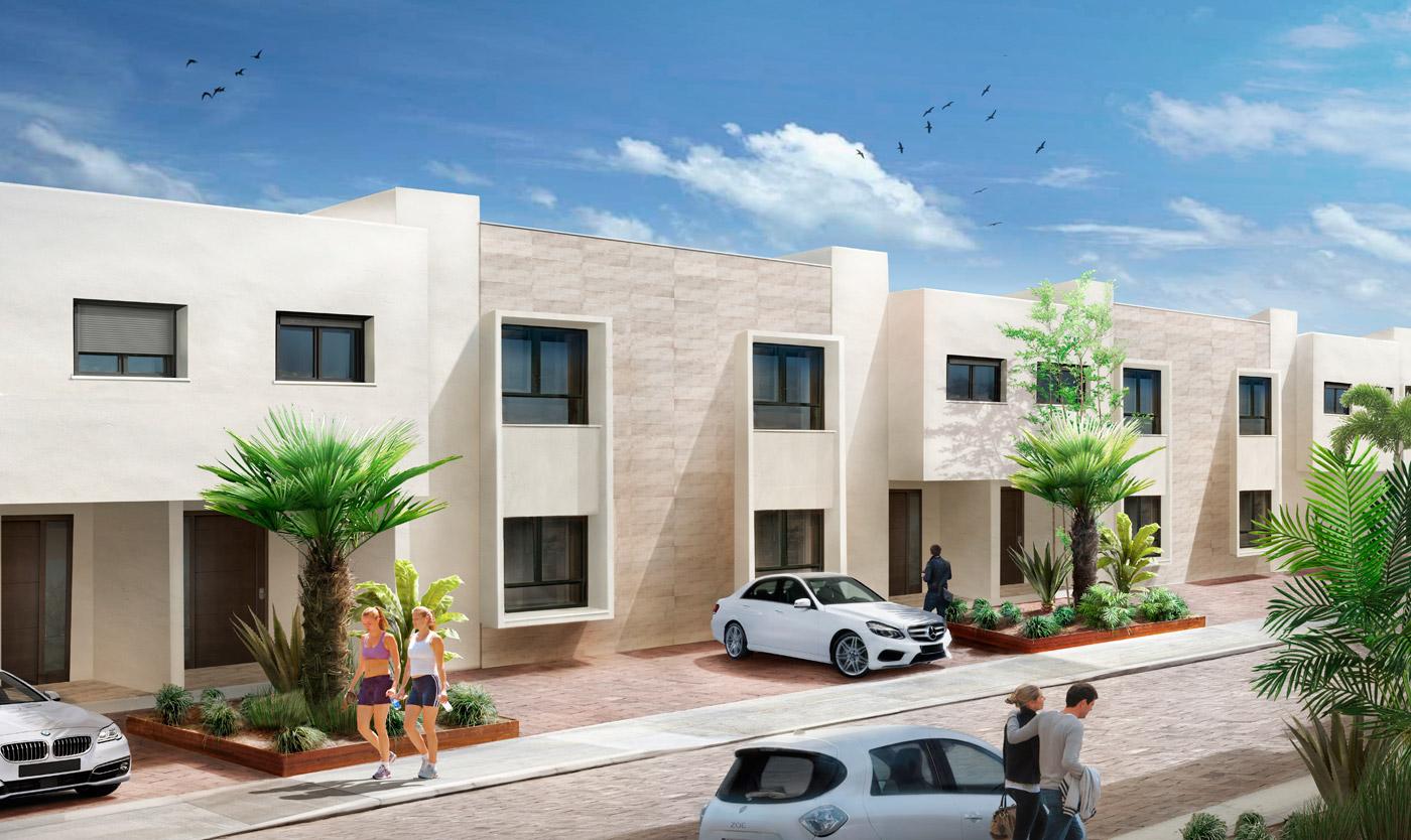 imagenes 3d exteriores, diseño gráfico Almería, diseño, 3d,