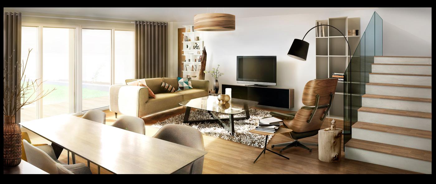 interiorismo, imágenes virtuales, asesoramiento decorativo, creación virtual de decoración