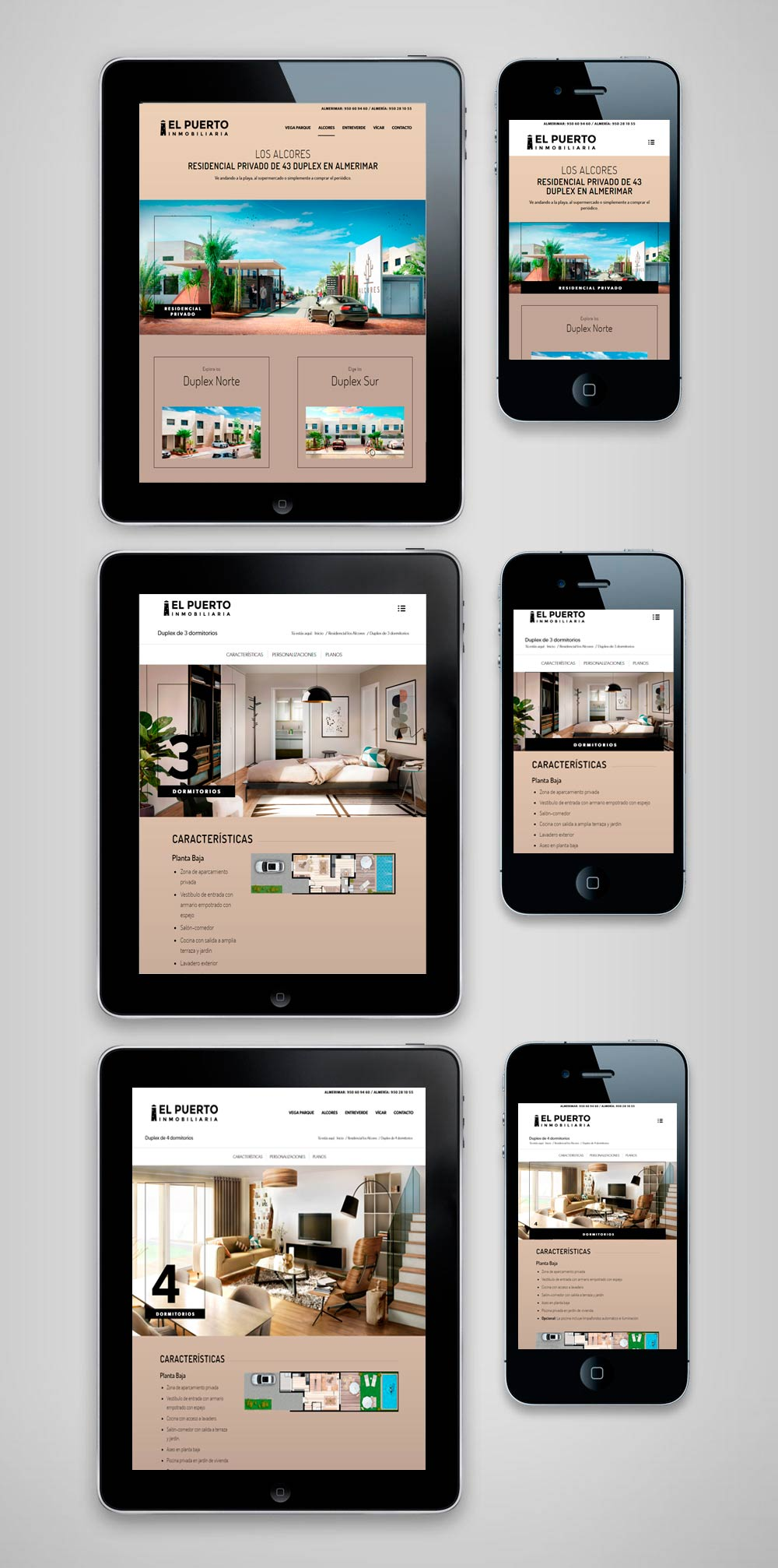 web_responsive_garaje_grafico_residencial_los-alcores diseño gráfico Almería