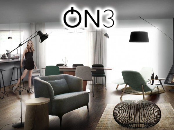 ON3 ( Imagen para promoción inmobiliaria )